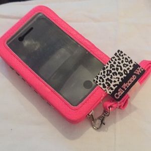 Handbags - iPhone 4/4s wallet wristlet